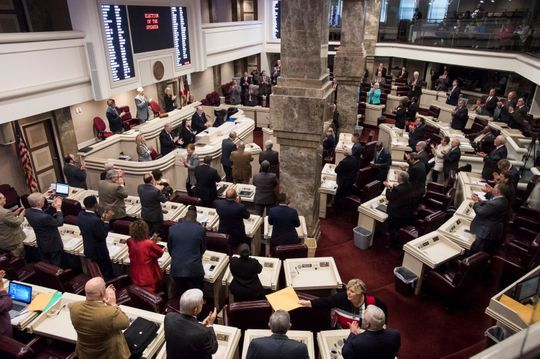 Alabama Legislature 2019 Session