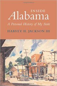 Book Cover: Inside Alabama: A Personal History of My State